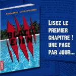 Black Eden : lisez le premier chapitre une page par jour