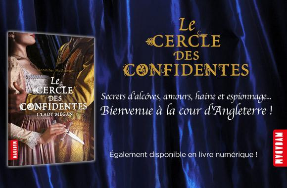 Image de l'article «Concours: Le Cercle des confidentes»