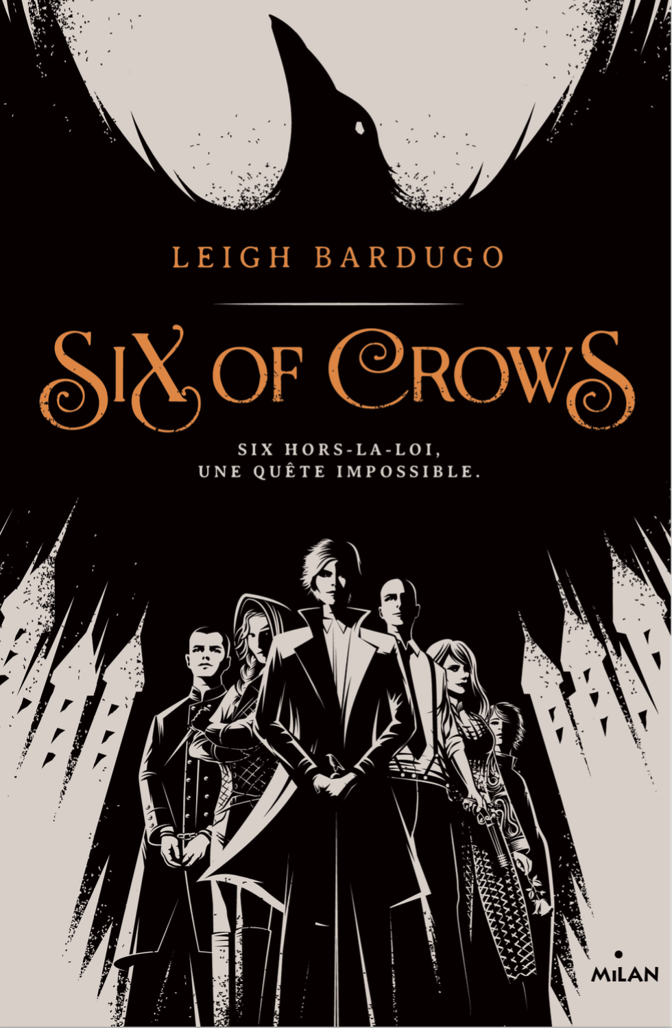 Image de l'article « Lisez Six of Crows gratuitement »
