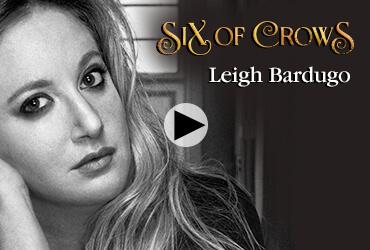 Image de l'article «Leigh Bardugo, auteur de Six of Crows: Peux-tu nous décrire ton dernier roman?»