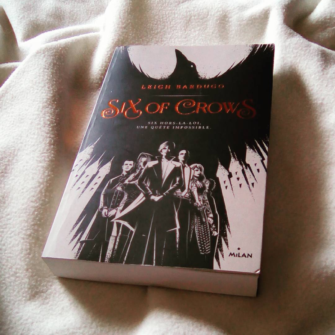 Image de l'article « Six of Crows : un univers riche et des personnages au top ! »