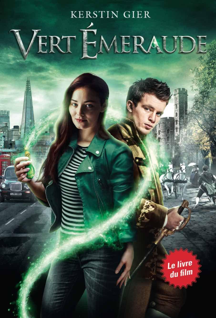Image de l'article «Concours Vert émeraude: remportez la saga en livres et DVD!»
