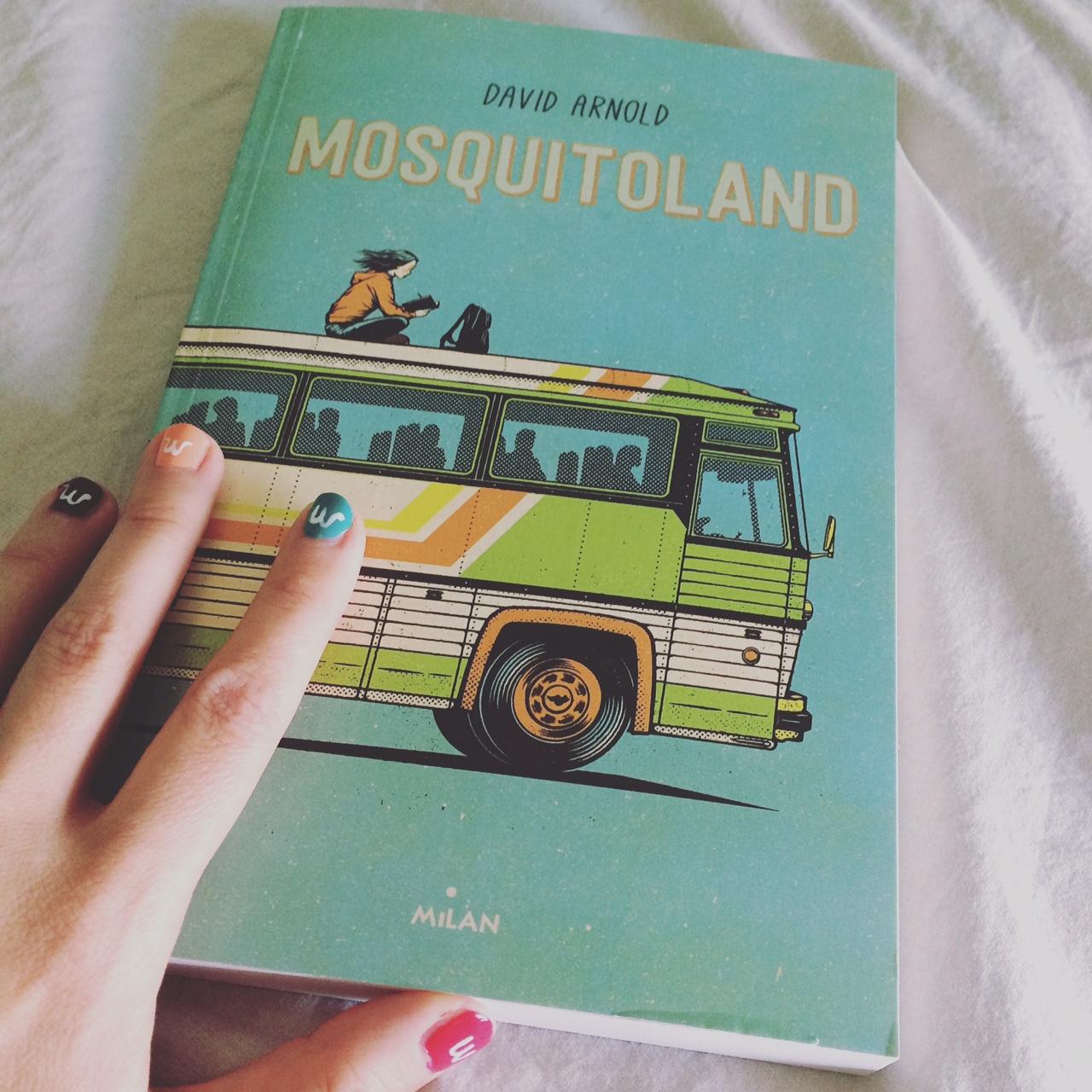 Image de l'article «Mosquitoland, un road trip mouvementé et entrainant»