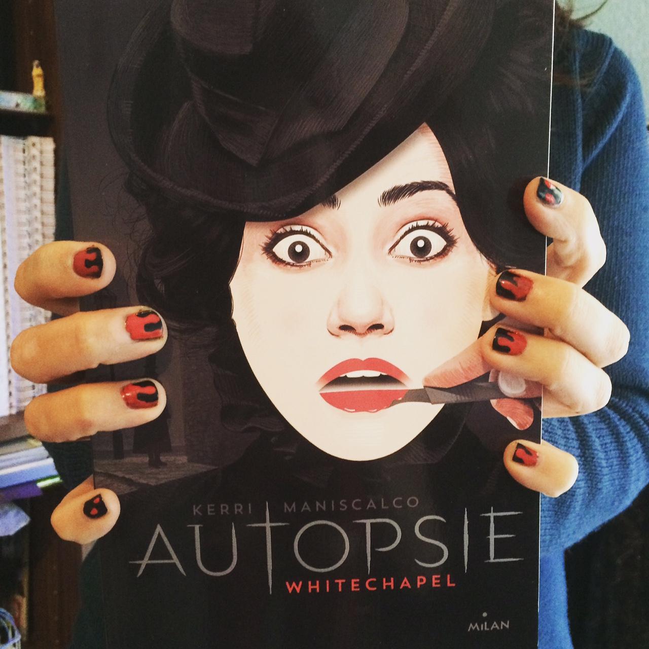 Image de l'article «Autopsie, une héroïne attachante et féministe»