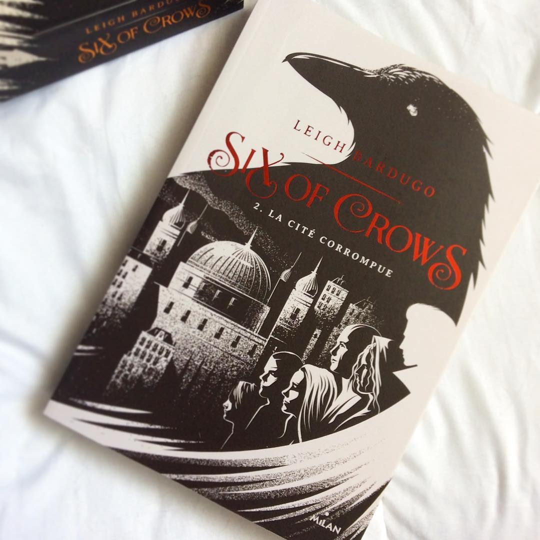 Image de l'article « Six of Crows : un second tome remarquable ! »