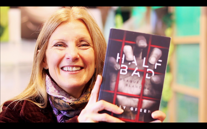 Image de l'article «Rencontre avec Sally Green à la Fête du Livre de St Etienne»