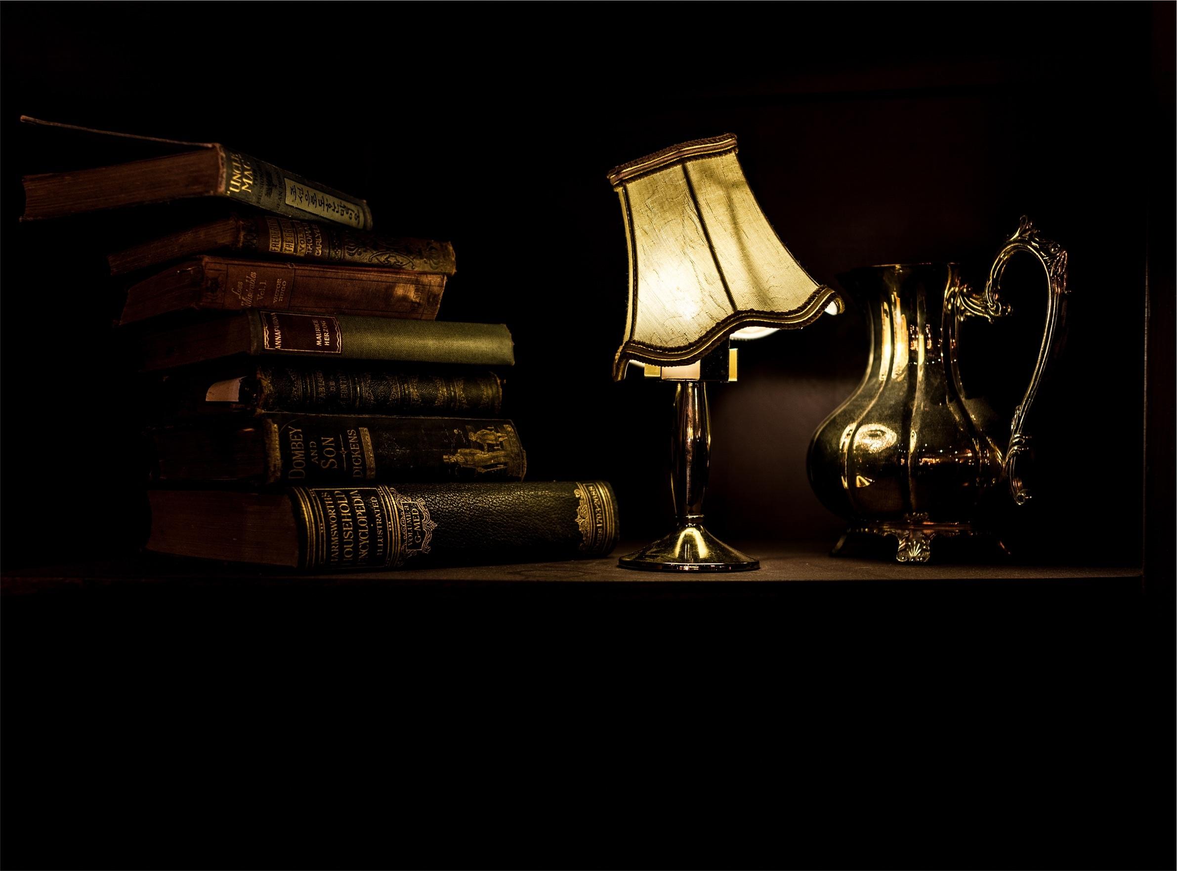 Image de l'article «Notre sélection à (ne pas) lire le soir d'Halloween!»