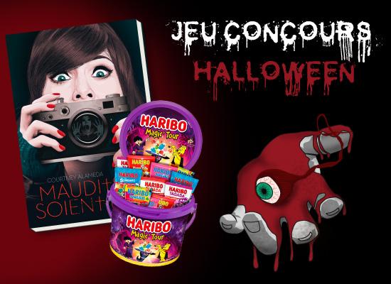 Image de l'article «Concours: fêtez Halloween avec Page Turners!»