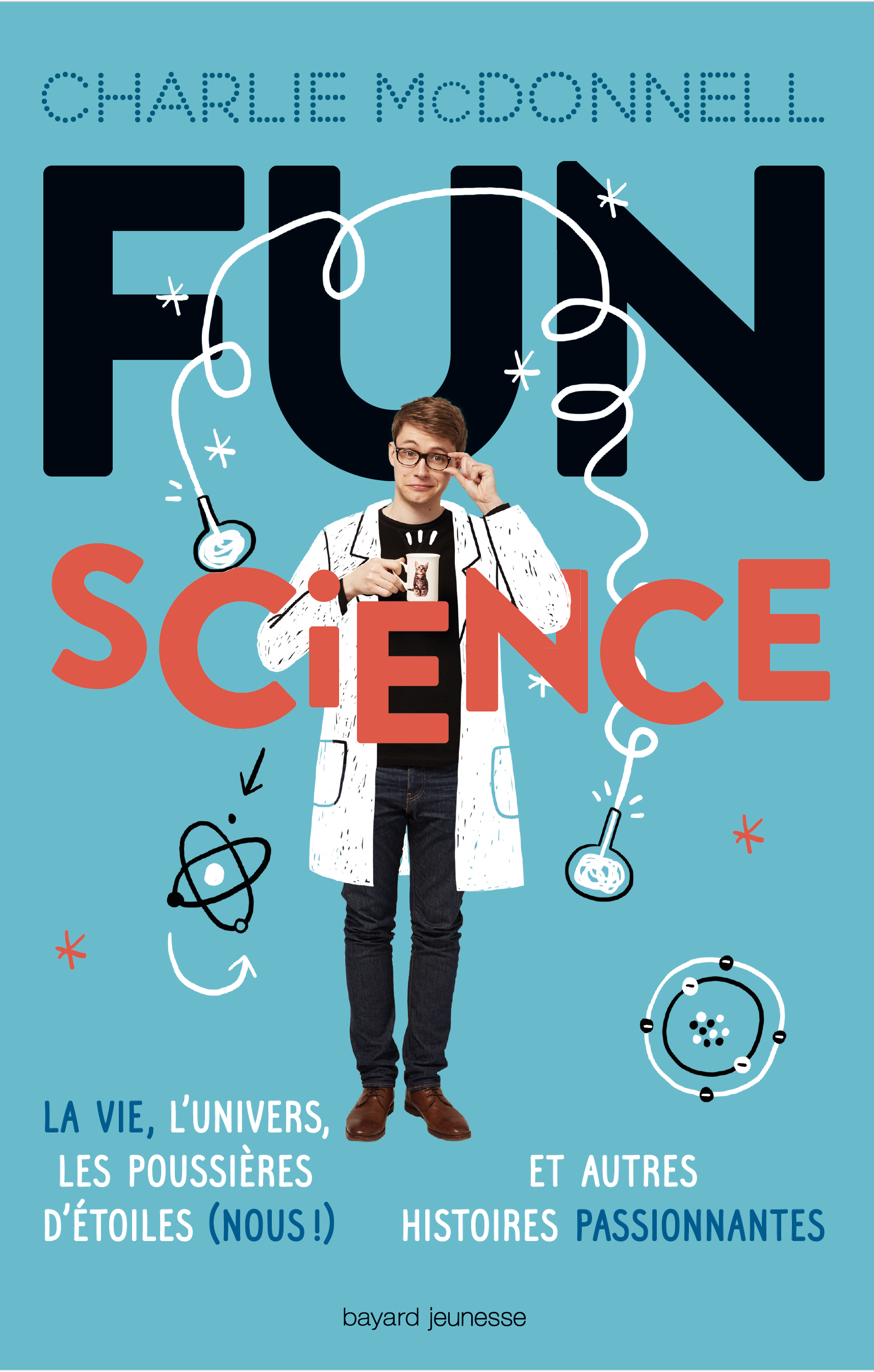 Image de l'article « Fun Science de Charlie Mc Donnell »
