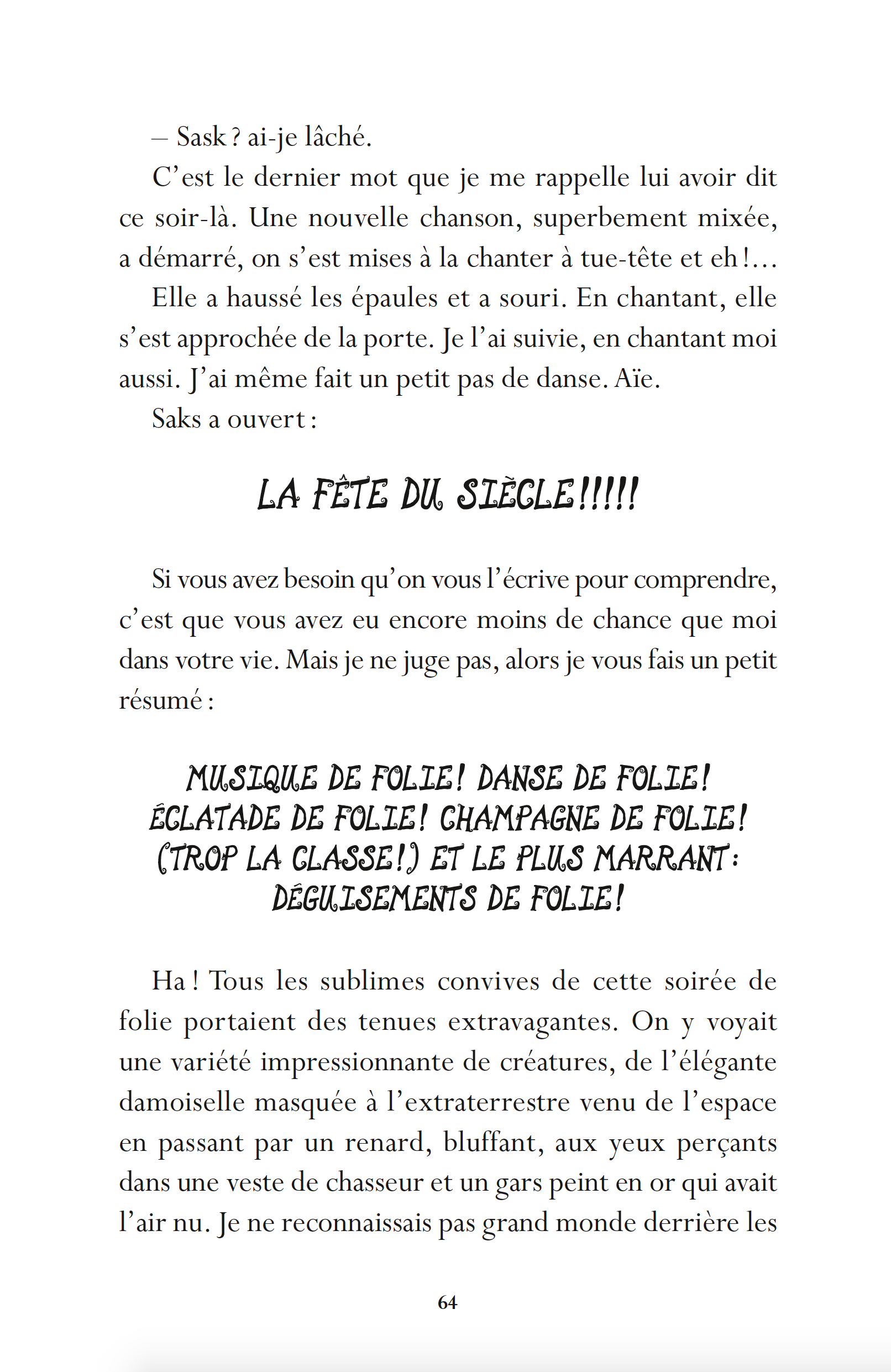 Image de l'article « The Rain tome 2 : page 64 »
