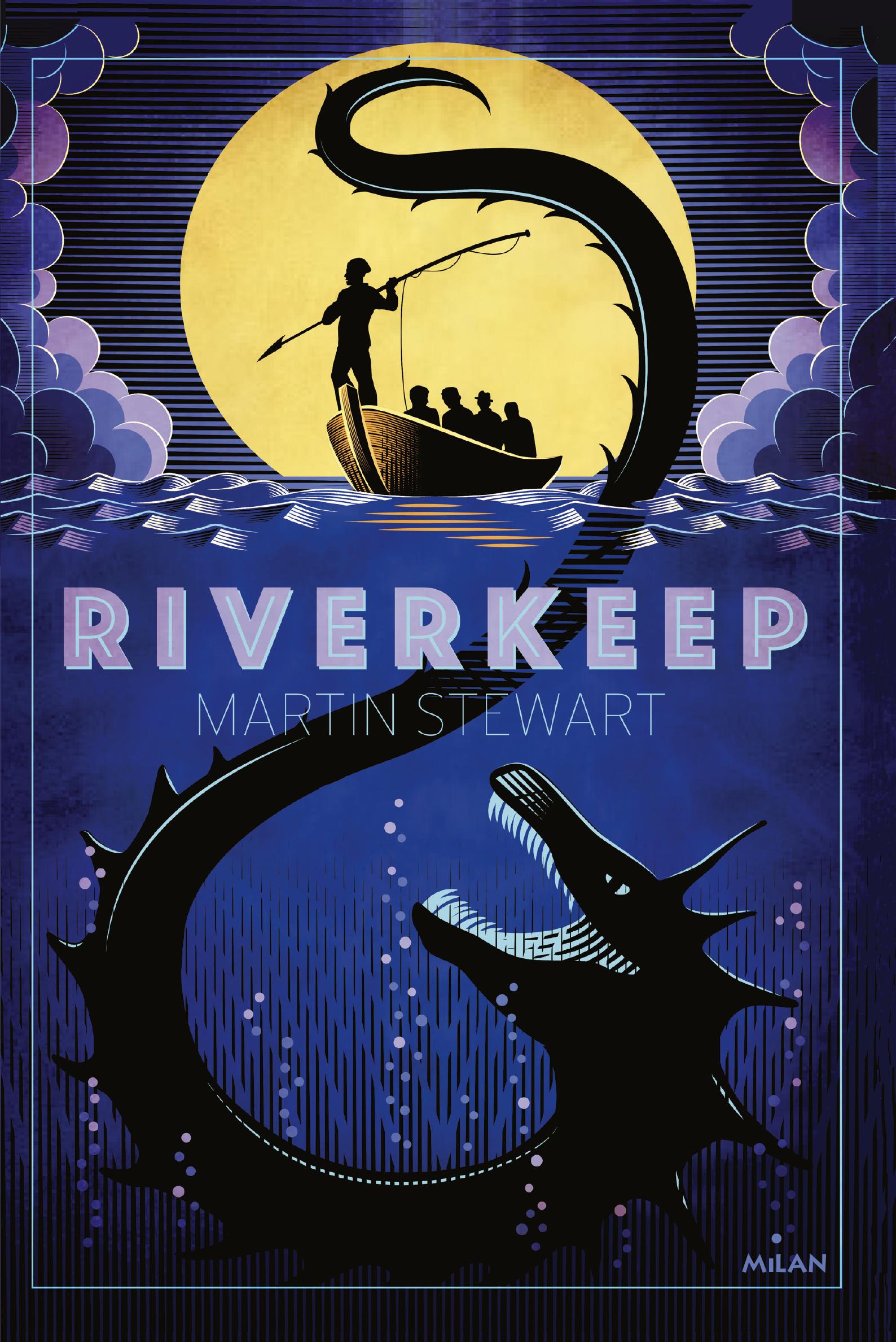 Image de l'article «Riverkeep de Martin Stewart»