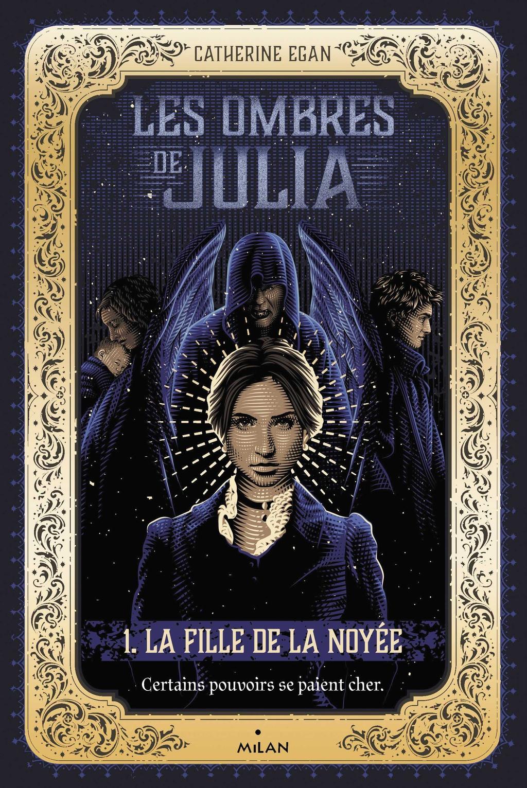 Image de l'article «Les ombres de Julia T1: Magie, espionnage et mystère sont au rendez-vous!»