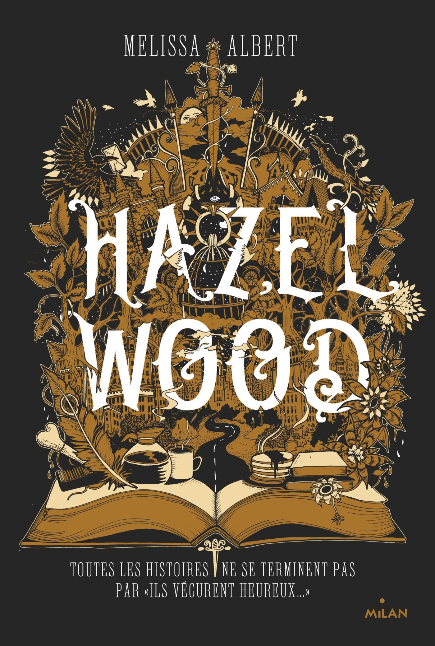 Image de l'article « Hazel Wood de Melissa Albert »