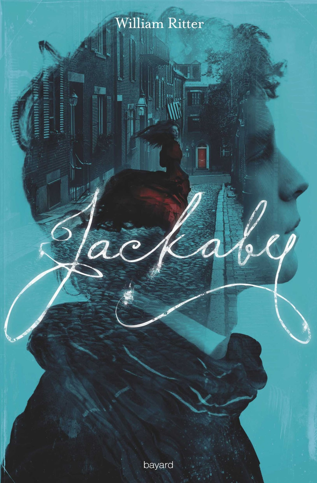 Image de l'article « Jackaby de William Ritter »