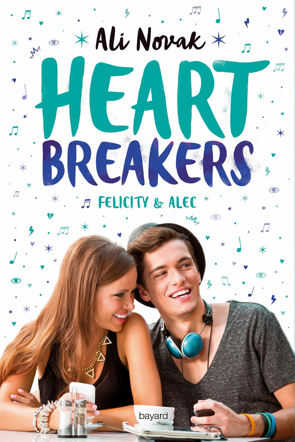 Image de l'article « Heartbreakers : Felicity et Alex de Ali Novak »