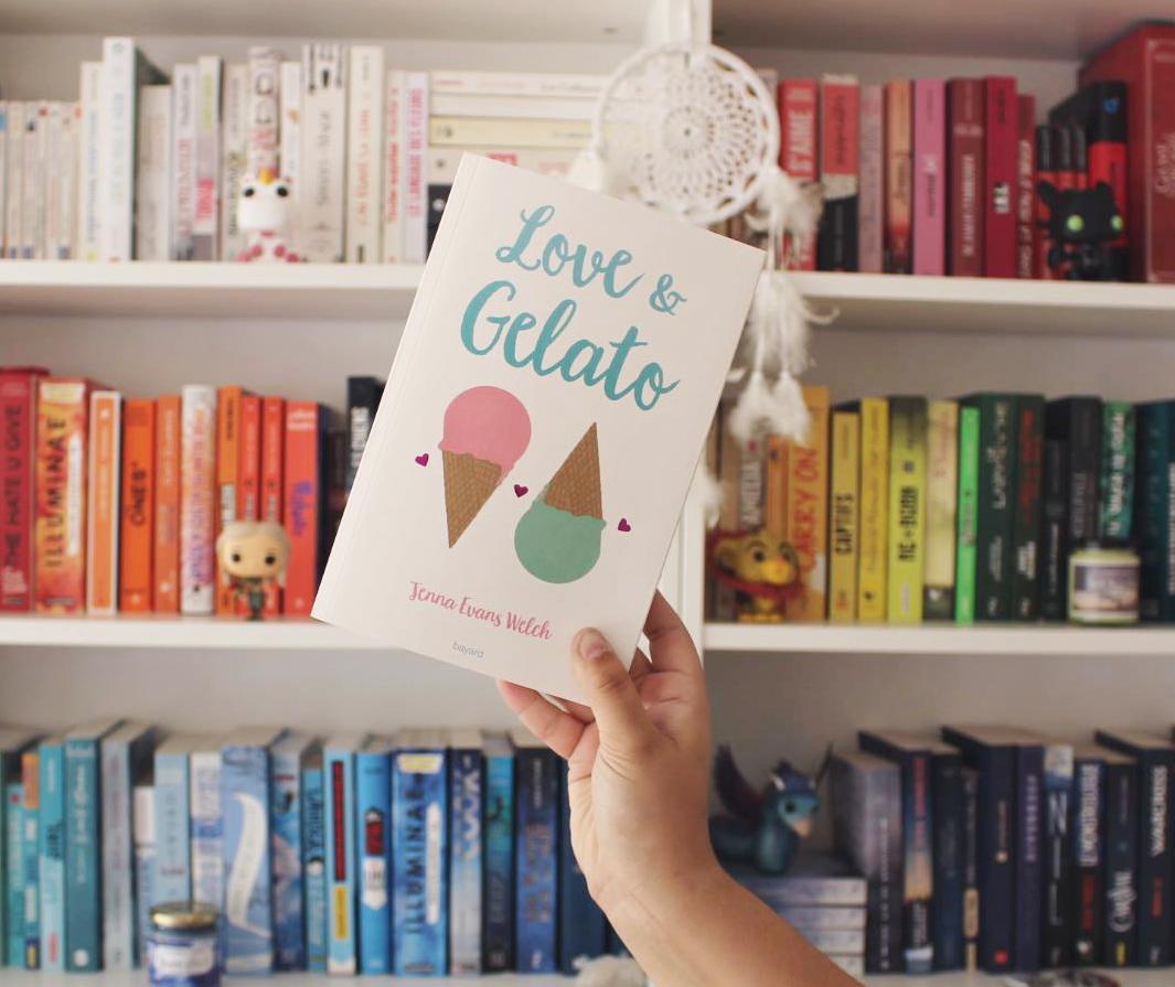 Image de l'article «Love & Gelato, le roman de l'été!»