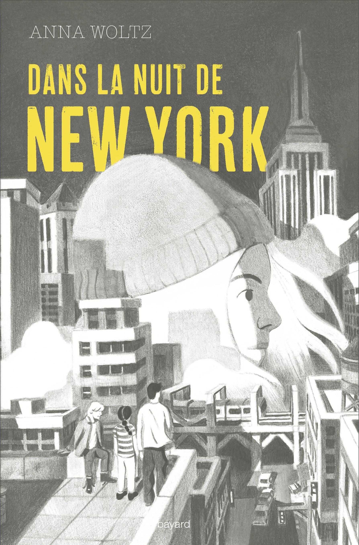 Image de l'article «Dans la nuit de New-York d'Anna Woltz»