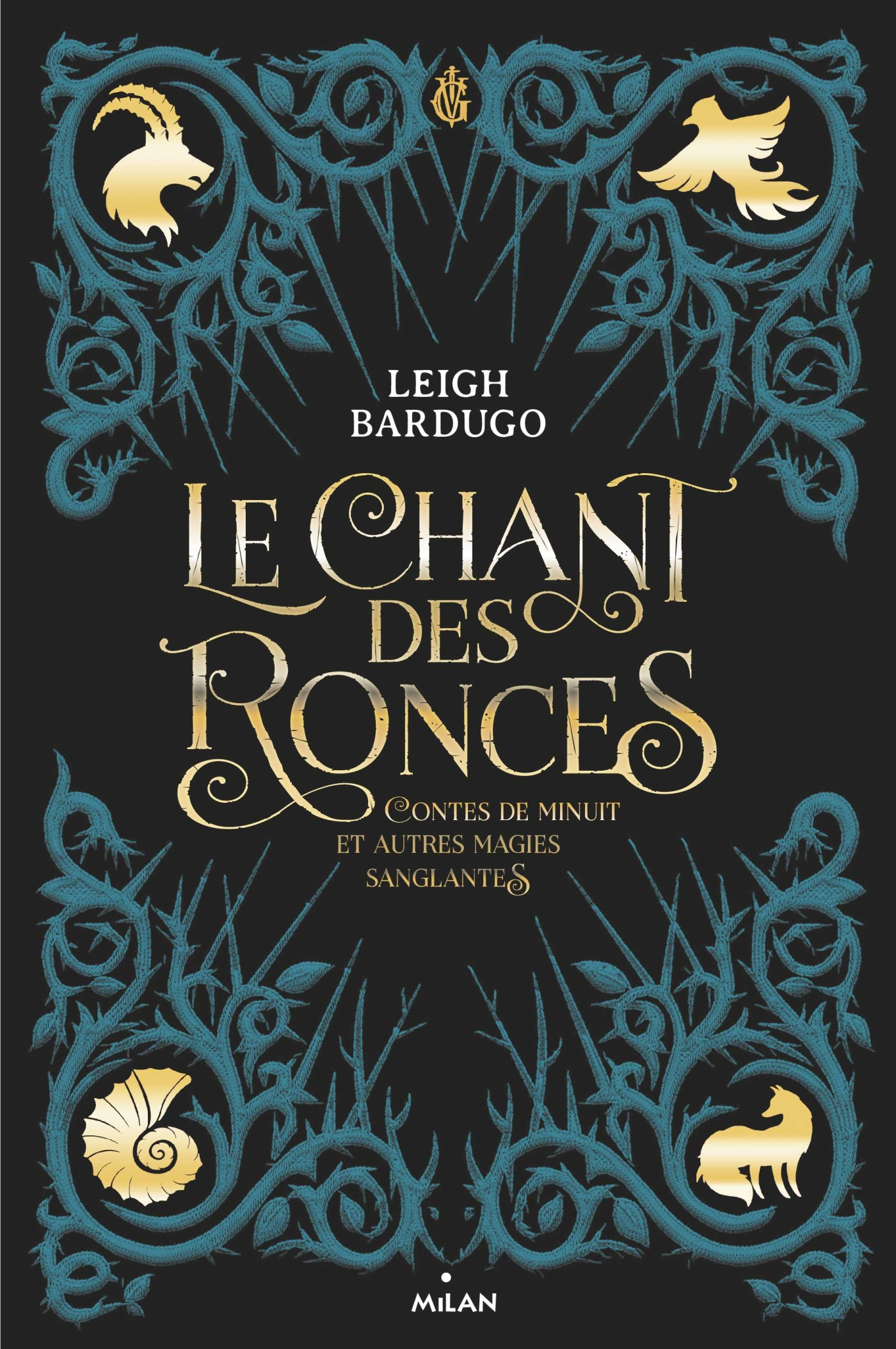 Image de l'article « Le chant des ronces de Leigh Bardugo »