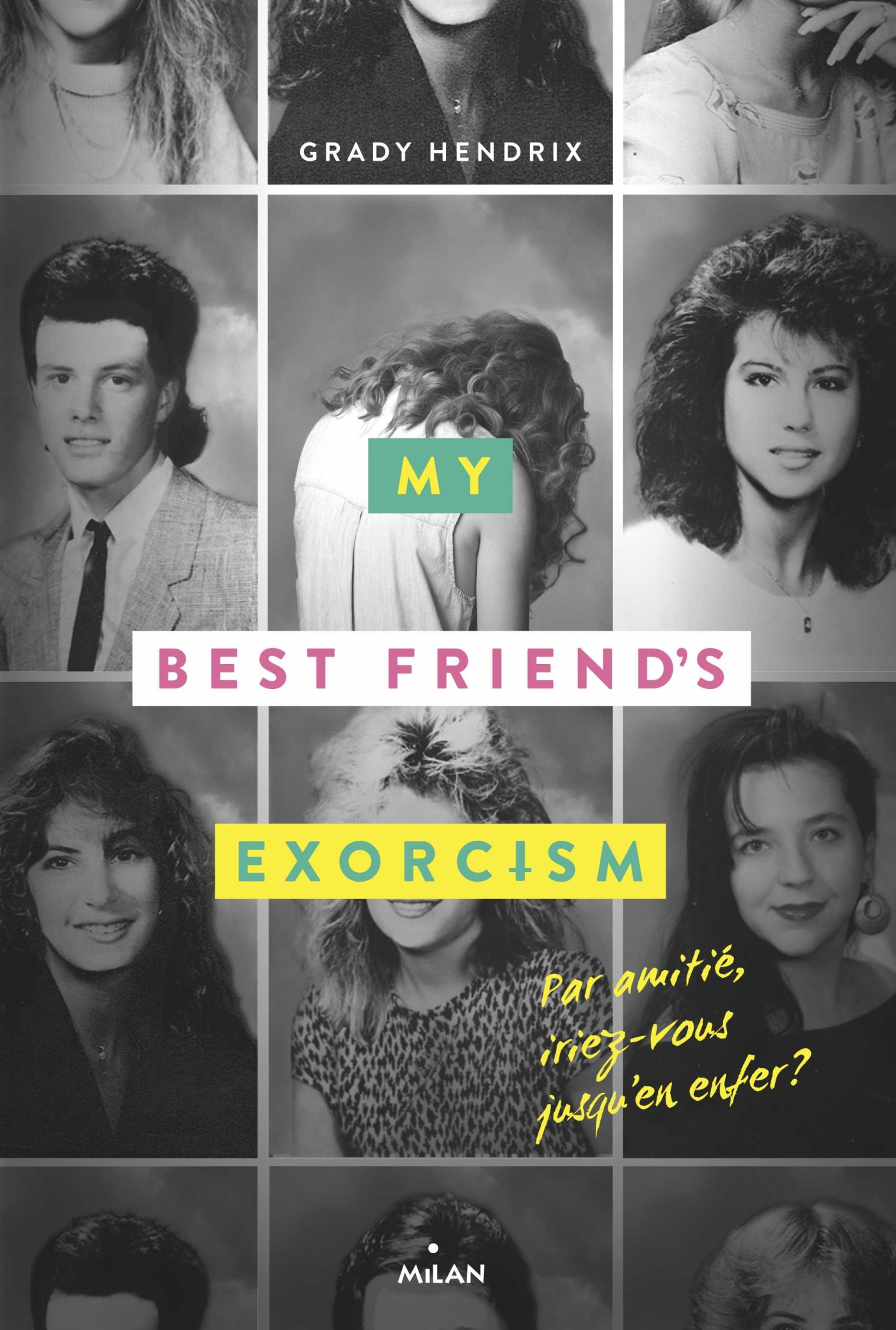 Image de l'article « My Best Friend's Exorcism de Grady Hendrix »