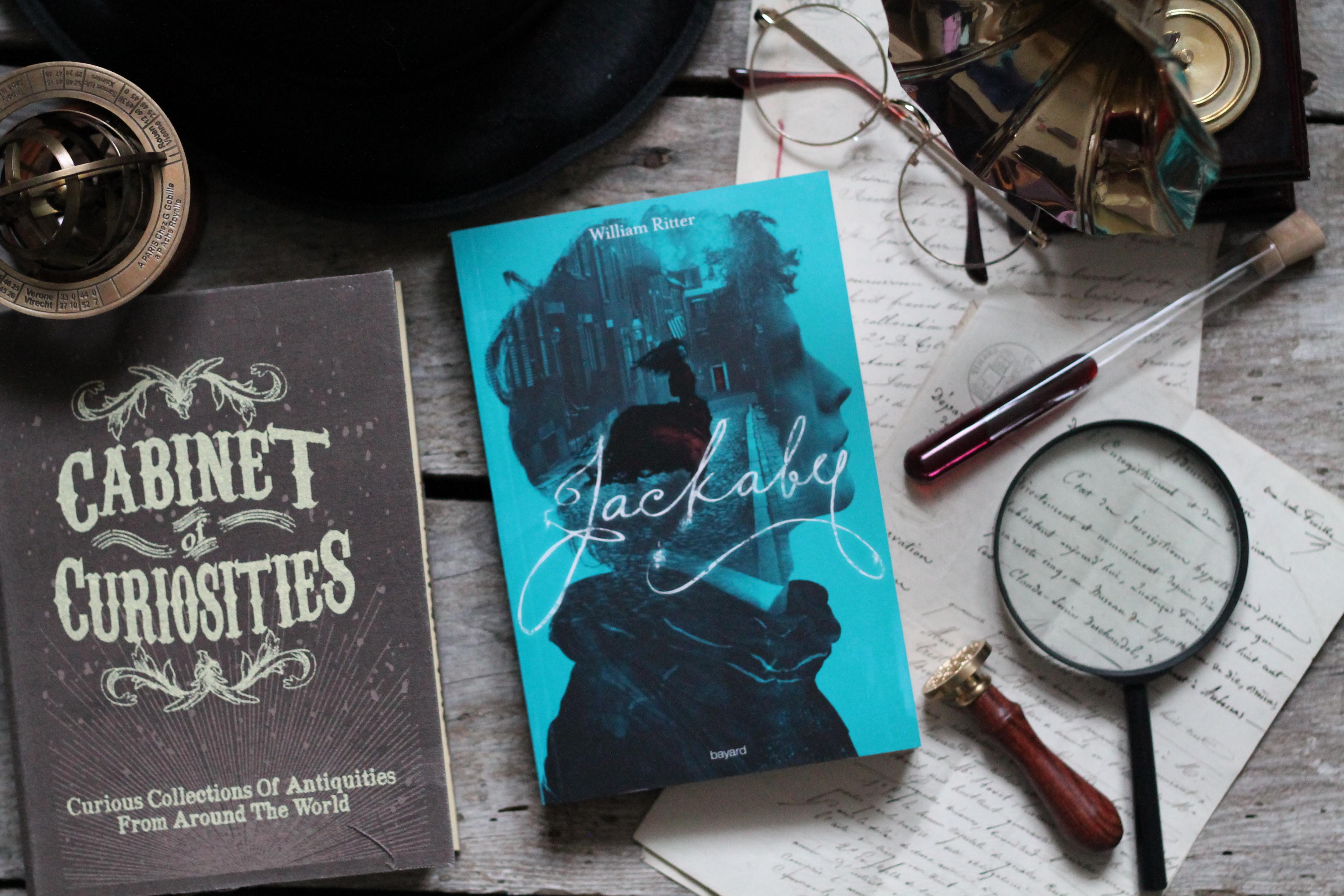 Image de l'article «Un roman qui mêle habilement fantastique et enquête traditionnelle»