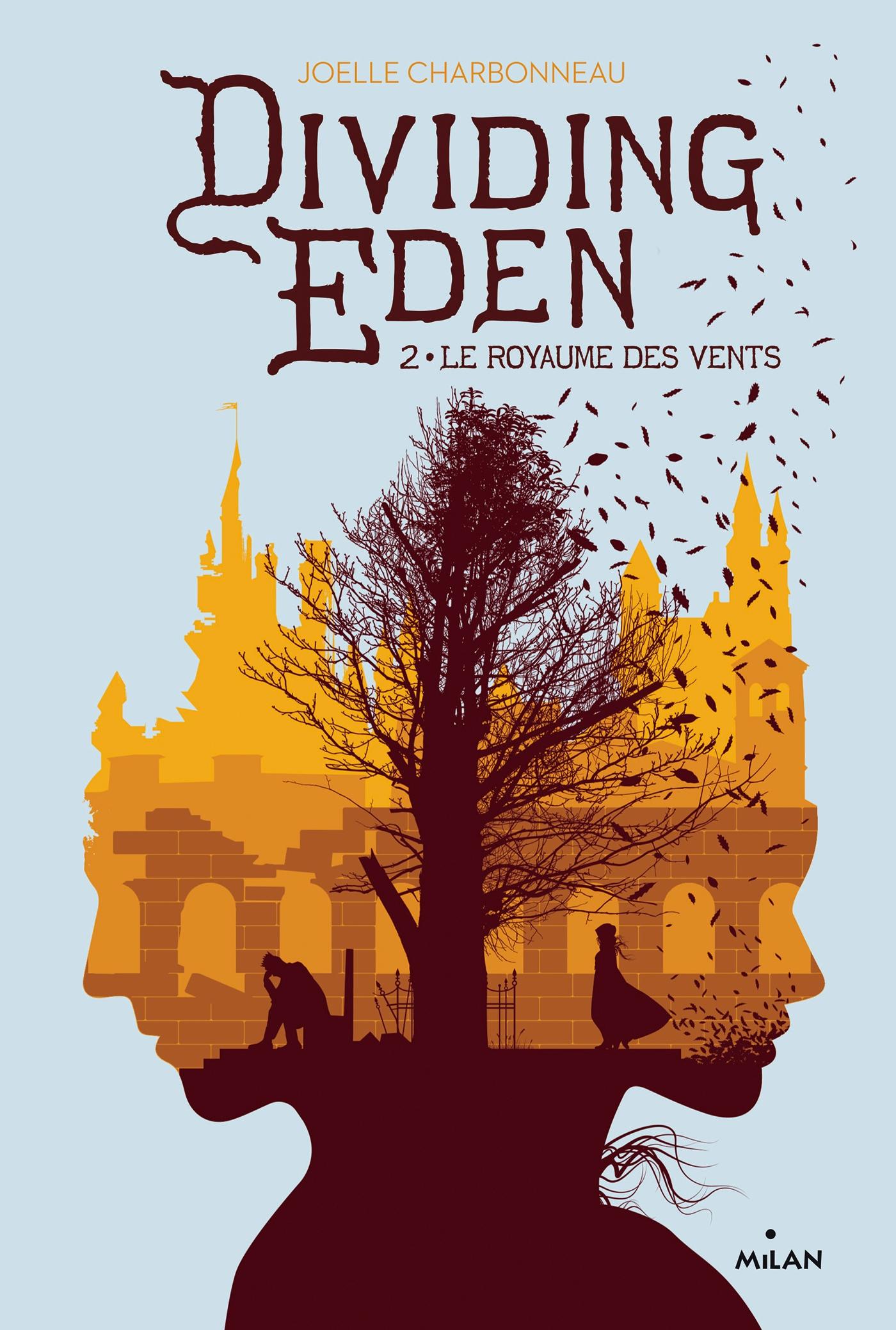 Image de l'article «Dividing Eden: Le royaume des vents de Joelle Charbonneau»