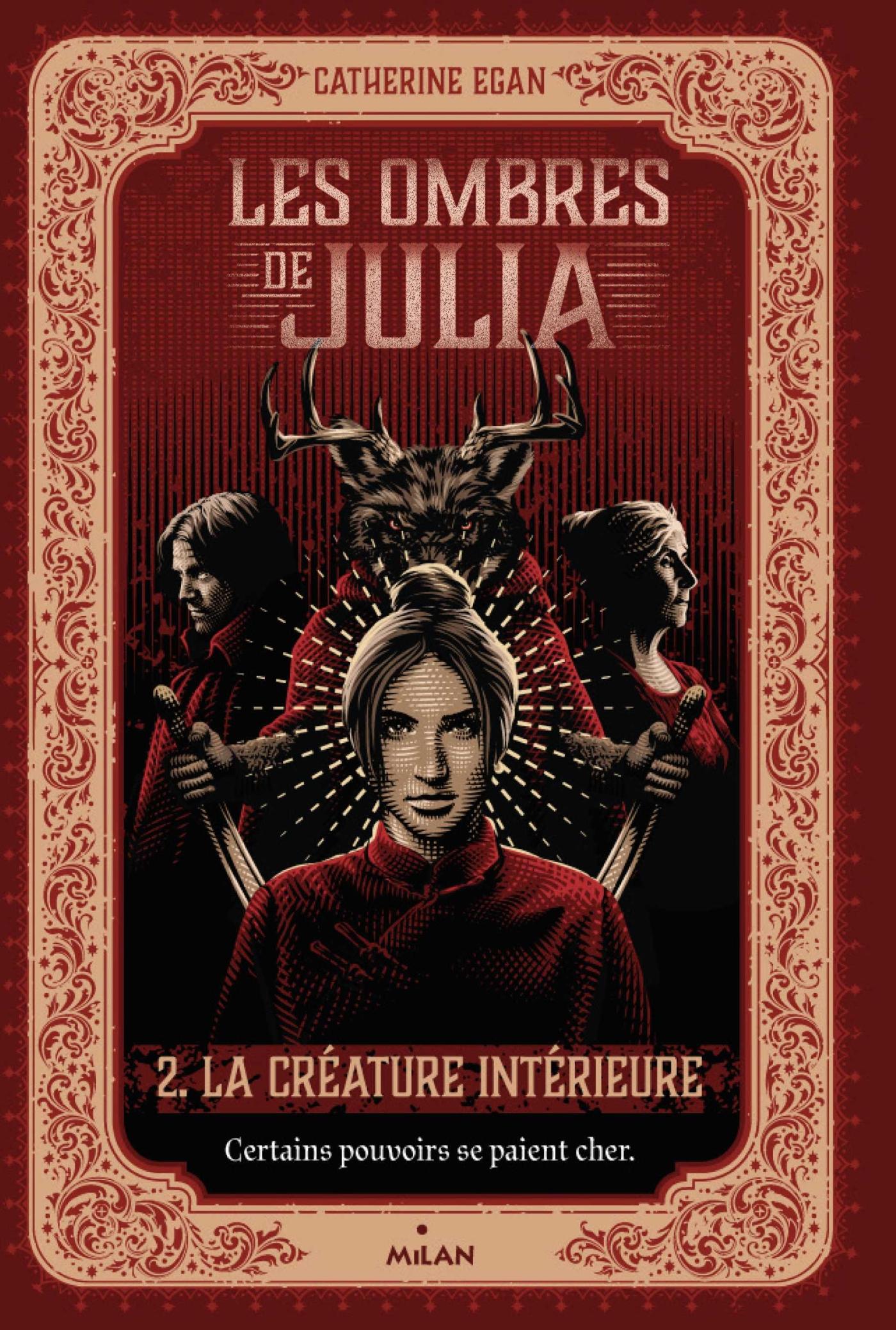 Image de l'article «Les ombres de Julia: La créature intérieure de Catherine Egan»