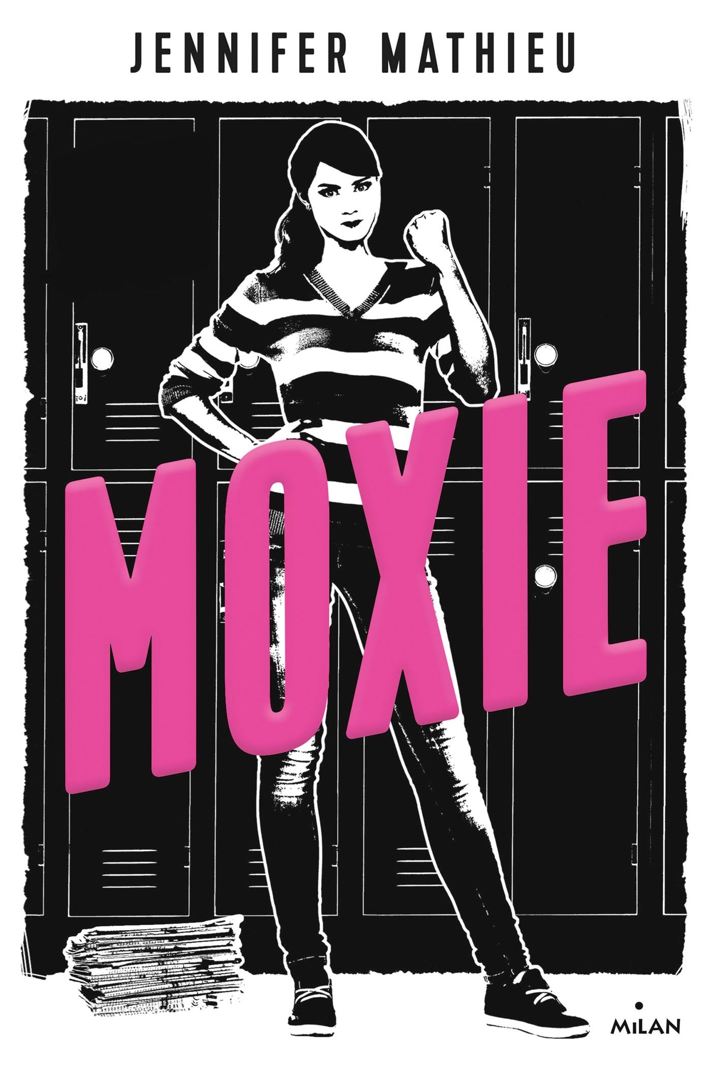 Image de l'article «Moxie de Jennifer Mathieu»