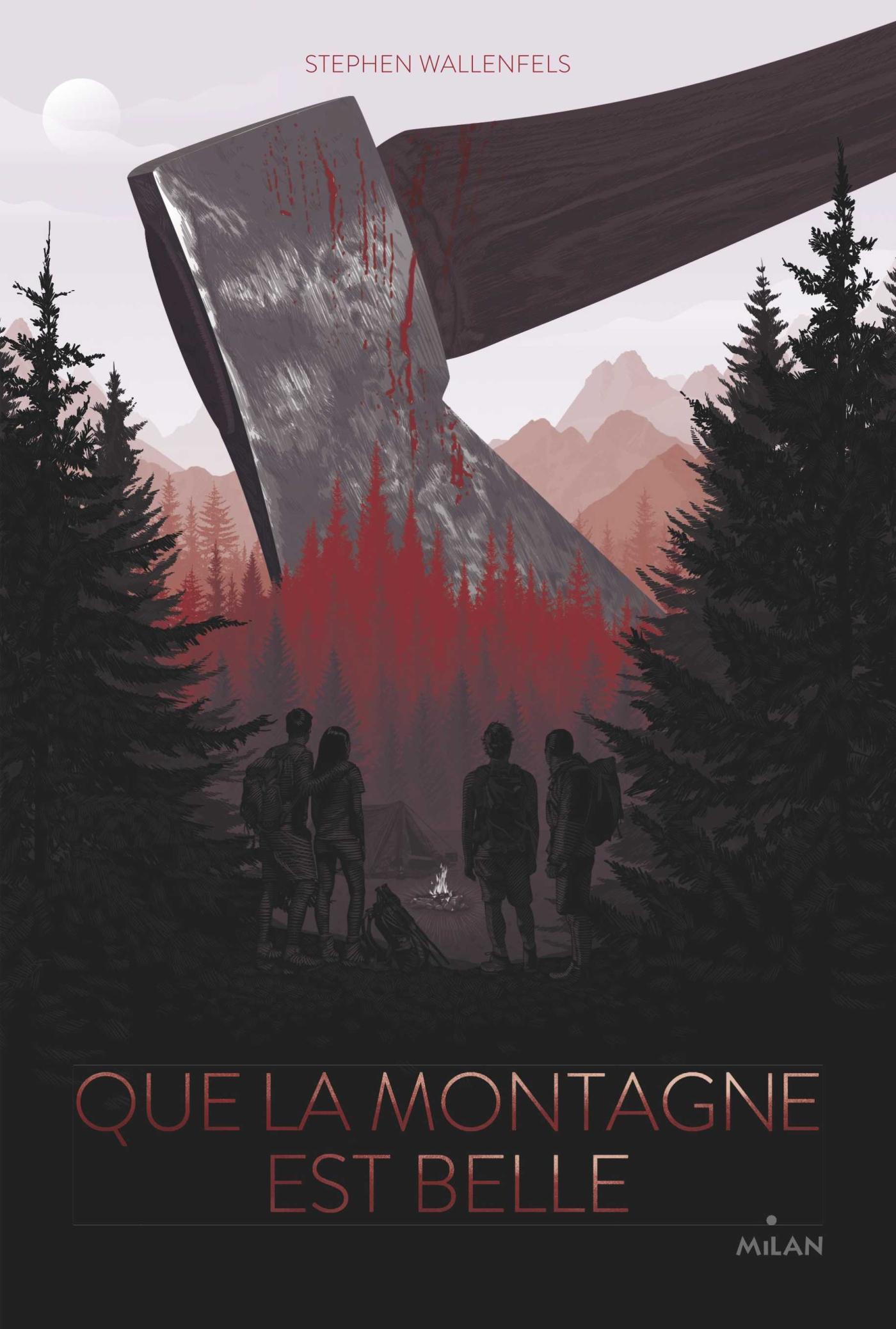 Image de l'article «Que la montagne est belle de Stephen Wallenfels»
