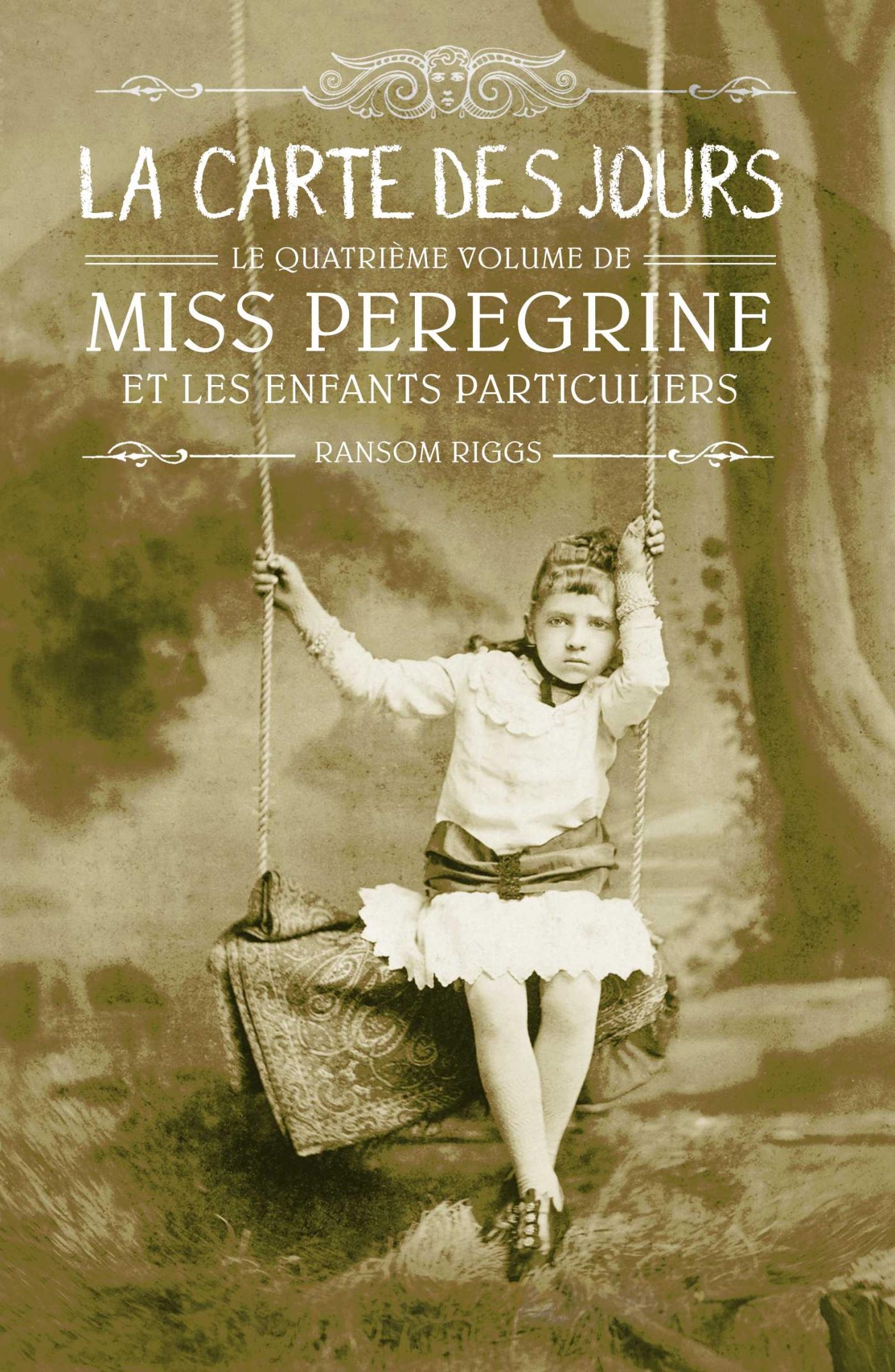 Image de l'article «Miss Peregrine: La carte des jours de Ransom Riggs»