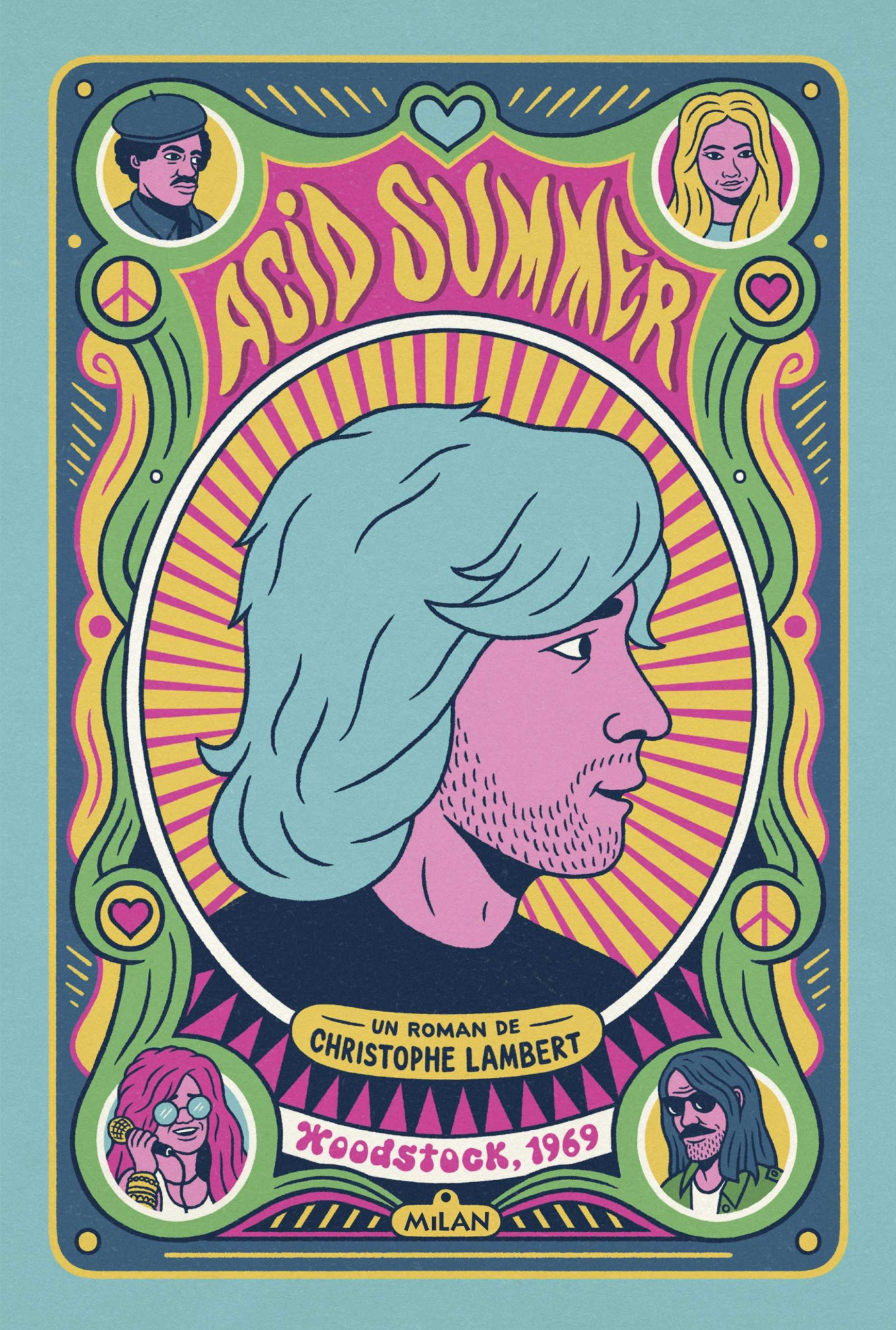 Image de l'article « Acid Summer de Christophe Lambert »
