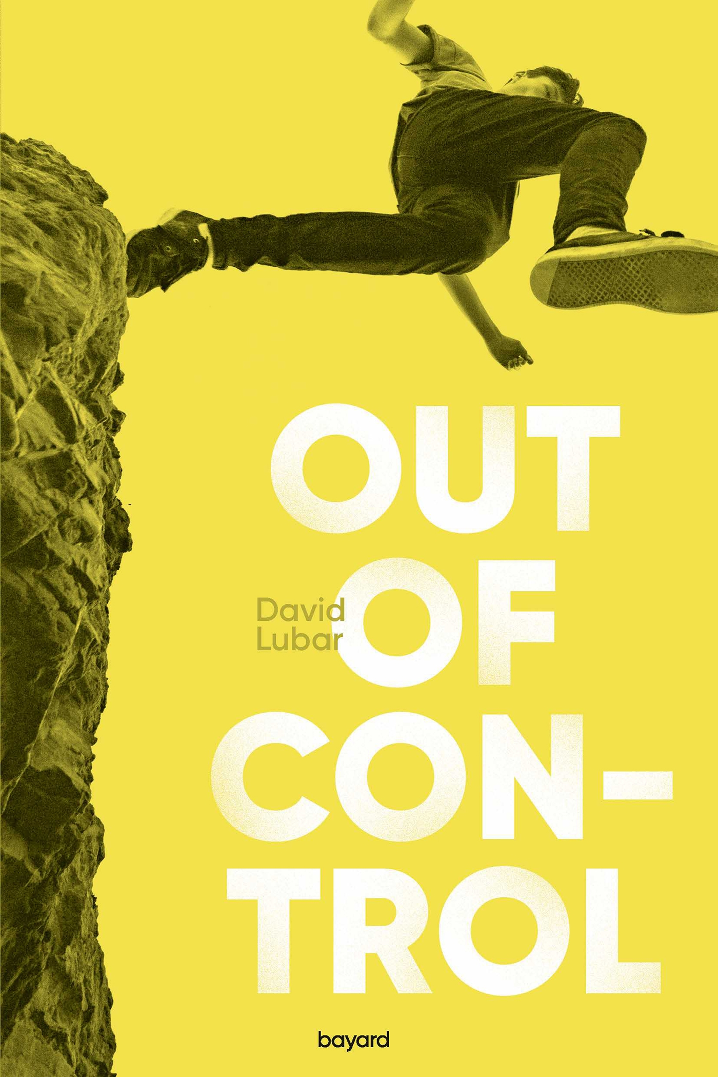 Image de l'article « Out of control de David Lubar »