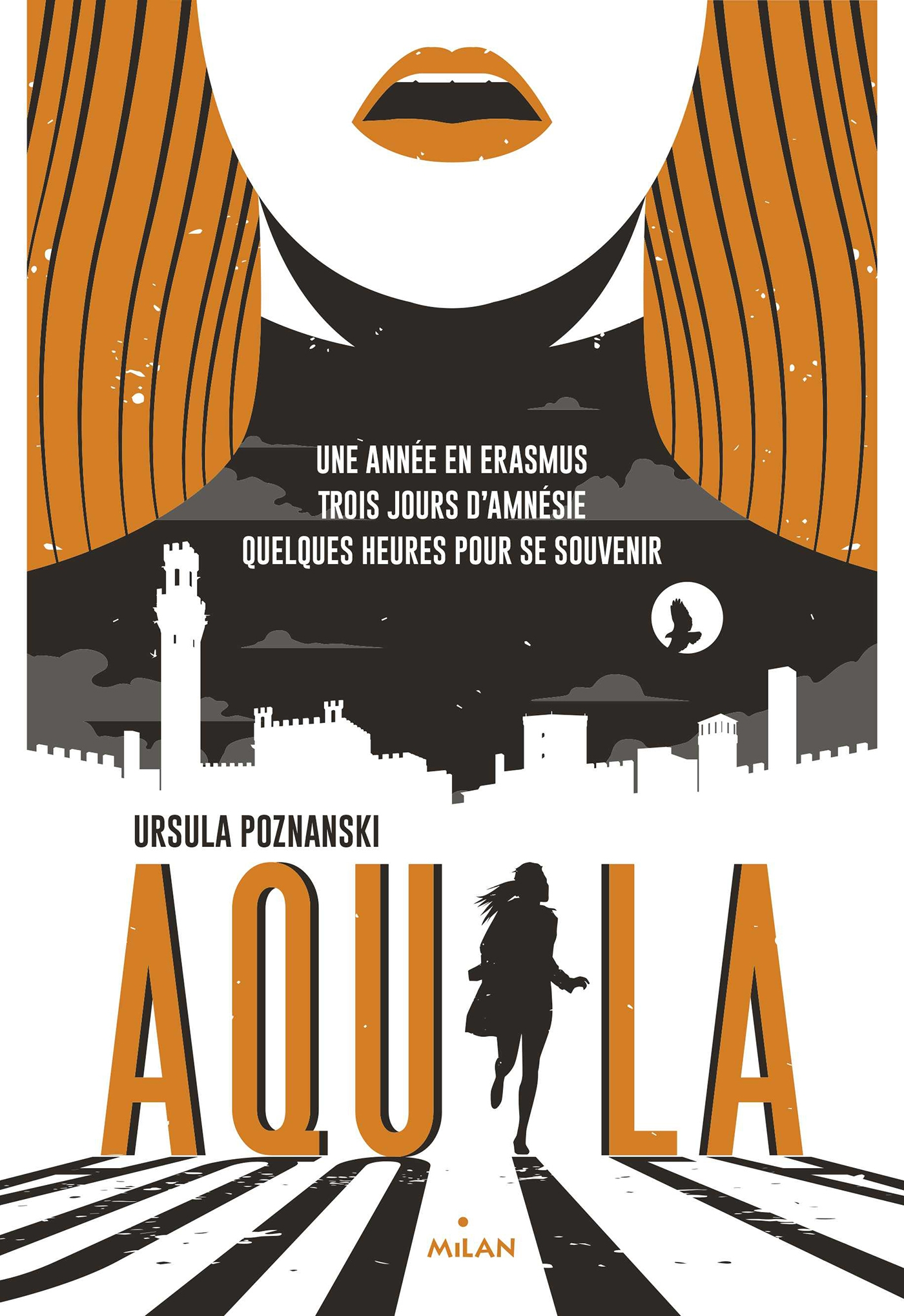 Image de l'article «Aquila de Ursula Poznanski»