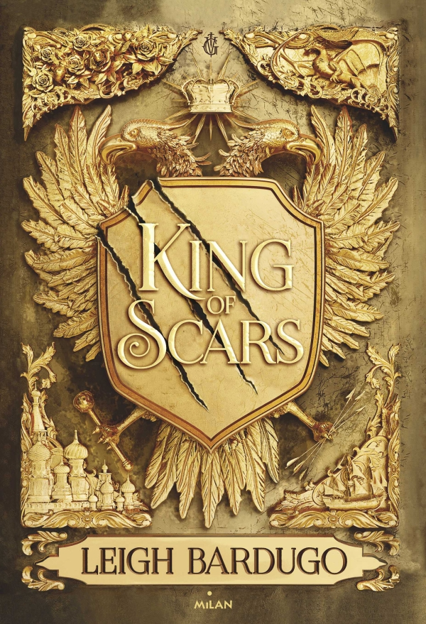 Image de l'article « King of Scars de Leigh Bardugo »