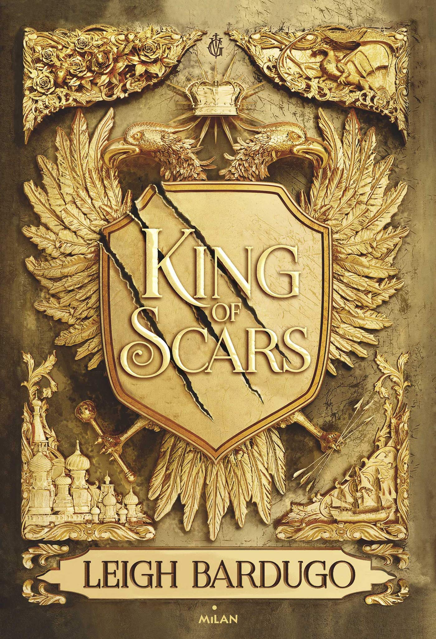 Image de l'article « King of Scars – Leigh Bardugo »
