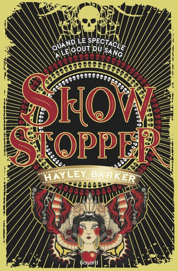 Image de l'article «Showstopper d'Hayley Barker»