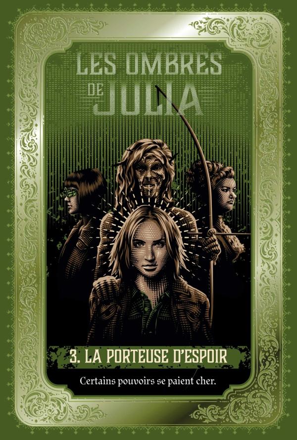 Image de l'article «Les ombres de Julia: La porteuse d'espoir de Catherine Egan»
