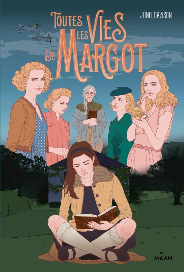 Image de l'article «Toutes les vies de Margot de Juno Dawson»
