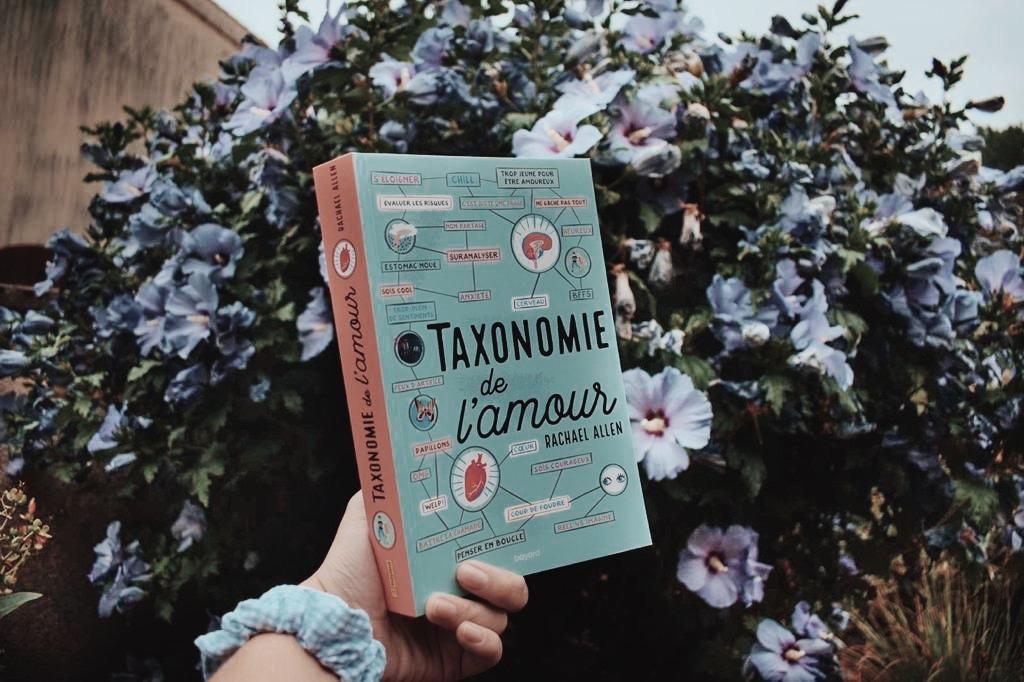 Image de l'article «Chronique Taxonomie de l'amour»