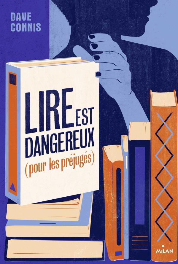 Image de l'article «Lire est dangereux (pour les préjugés) de Dave Connis»