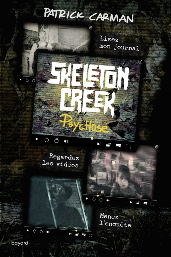 Image de l'article « Skeleton Creek de Patrick Carman »