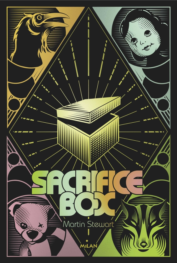 Image de l'article « Sacrifice Box de Martin Stewart »