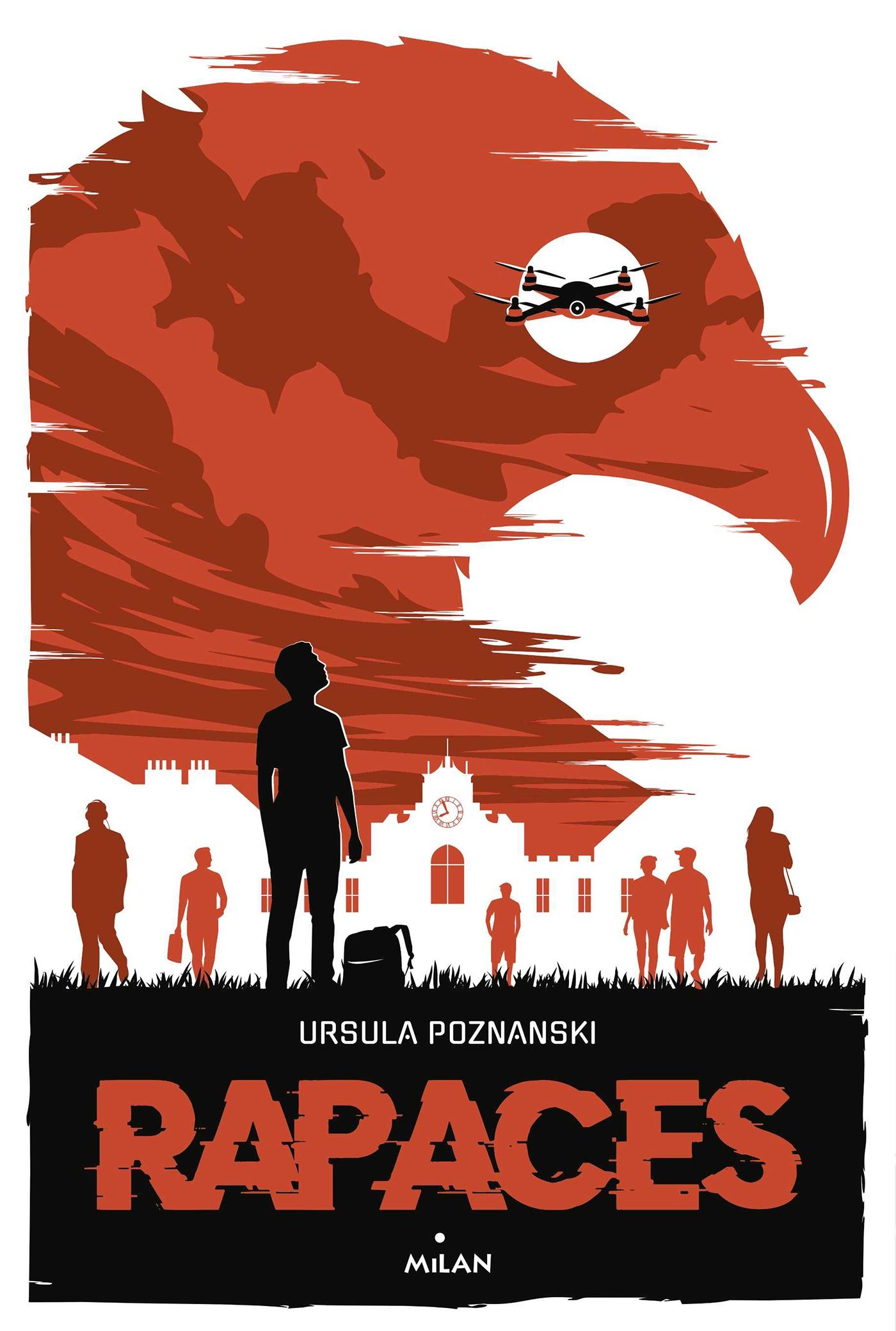 Image de l'article «Rapaces d'Ursula Poznanski»