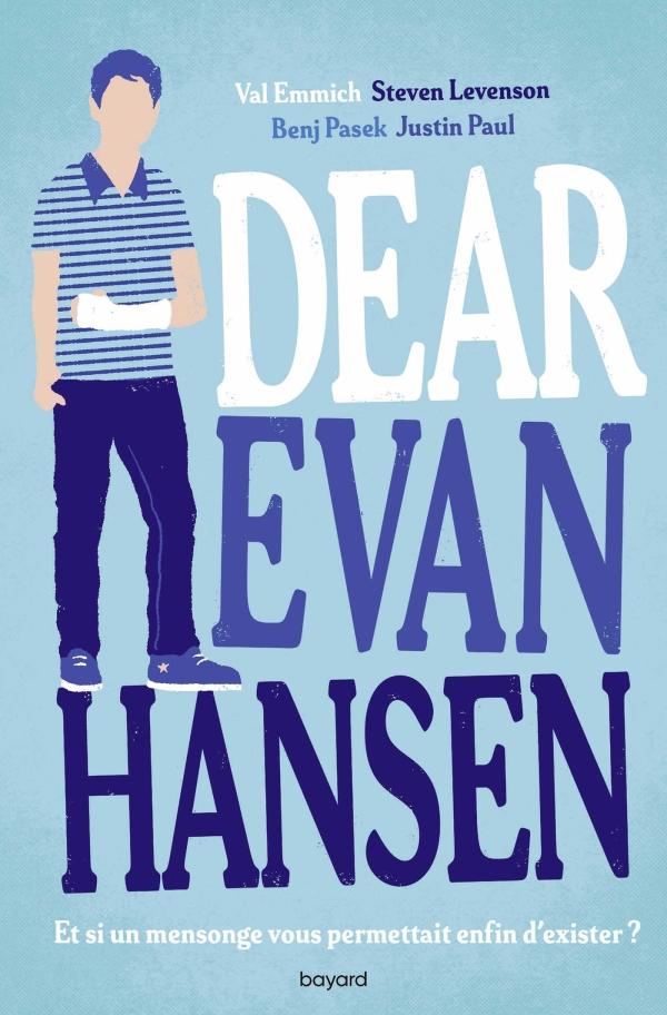 Image de l'article «Dear Evan Hansen de Val Emmich»