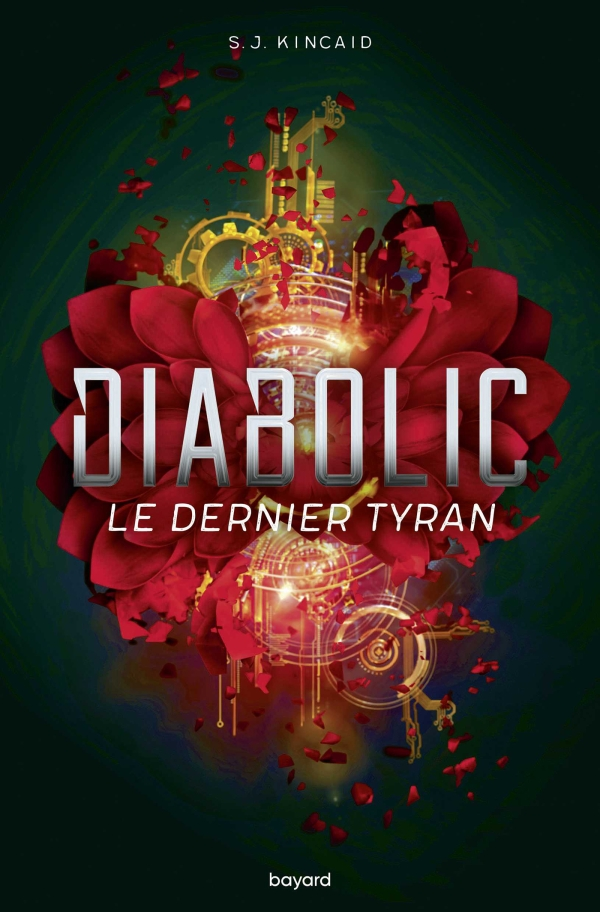 Image de l'article «Diabolic: Le dernier tyran de SJ Kincaid»
