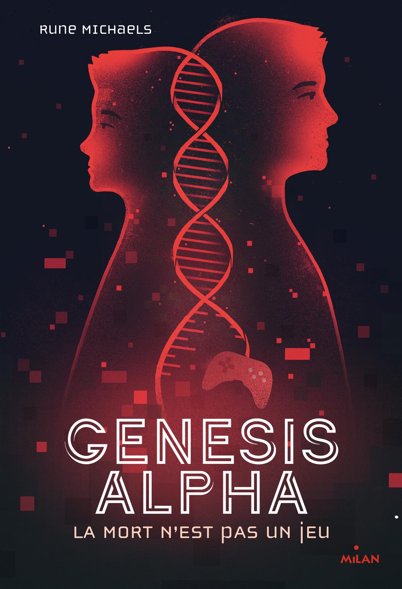 Image de l'article «Génésis Alpha de Rune Michaels»